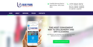 Blue Pearl Laundry